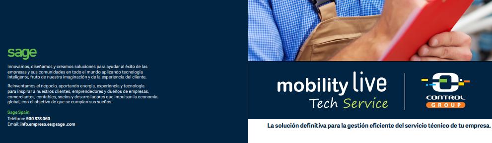 Sage Mobility Live Tech Service