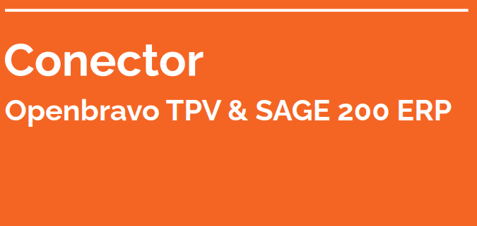 Conector TPV Openbravo