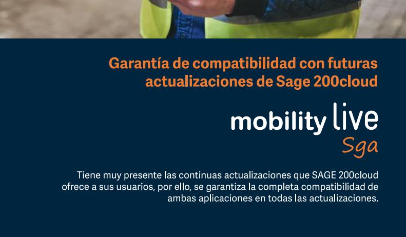 Sage Mobility Live SGA